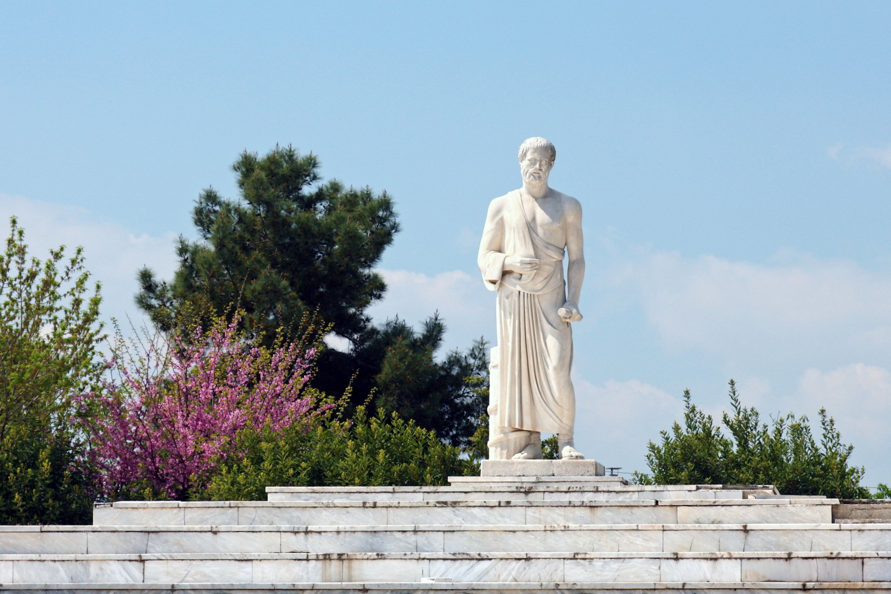 The Tomb of Hippocrates