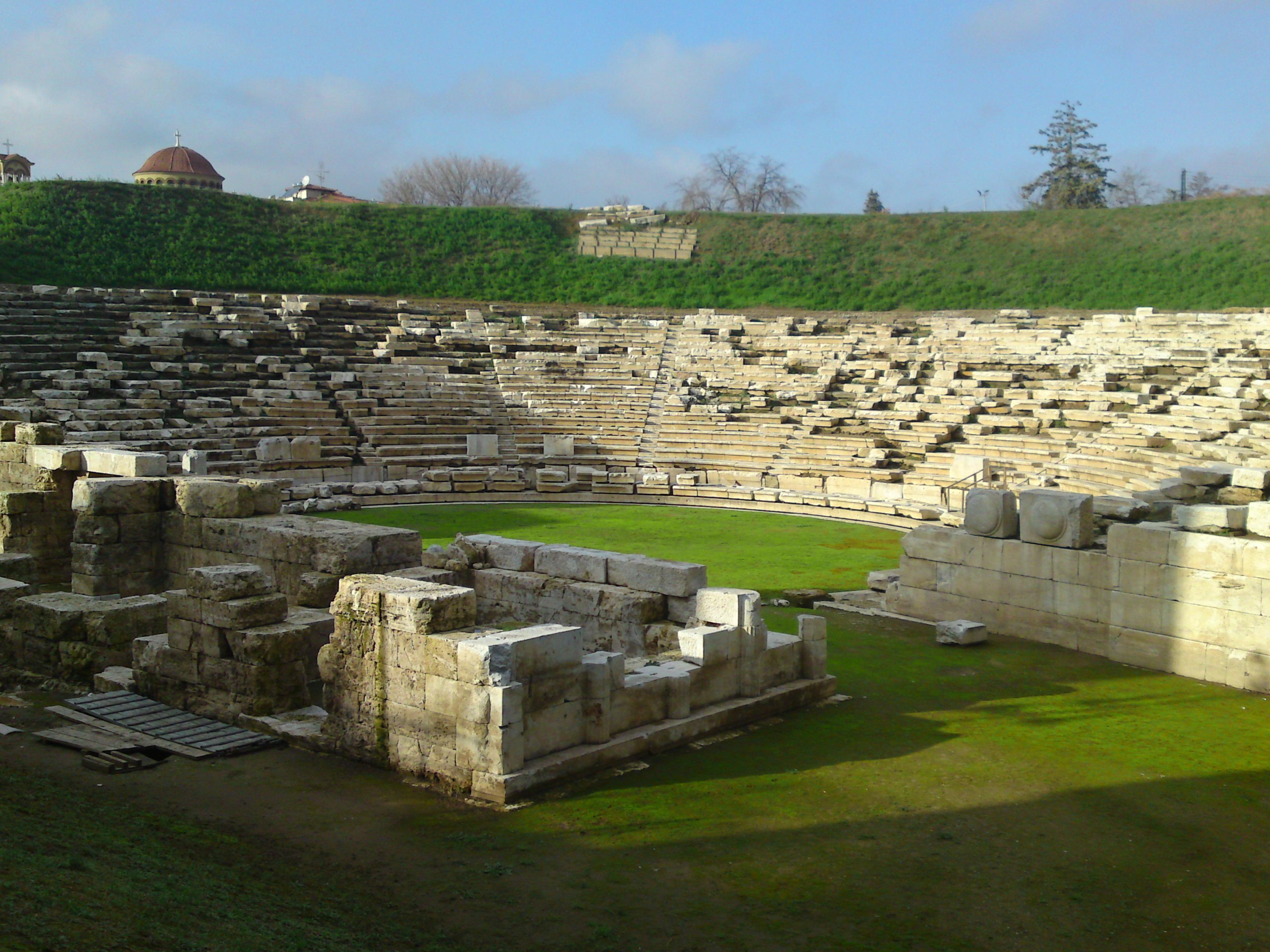 Larissa Ancient Theater